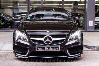 Mercedes-Benz Clase E 350 BT Coupè 2014