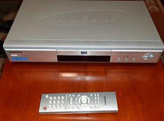 DVD Samsung.