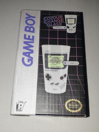 Vaso Game Boy