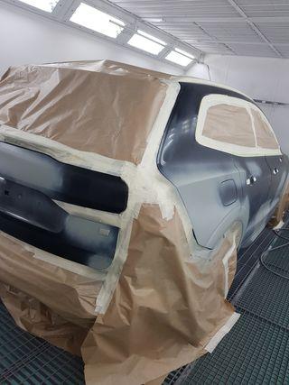 pintor vehiculos y mecánico particular