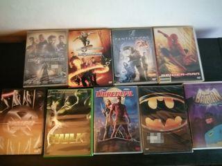 DVD Marvel