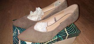 zapatos beis a Estrenar 41