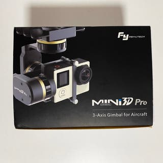 FeiyuTech Mini 3D Pro + GoPro HERO4 Black