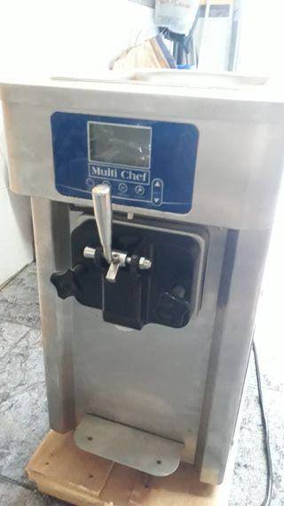 Máquina helado soft para Reparar