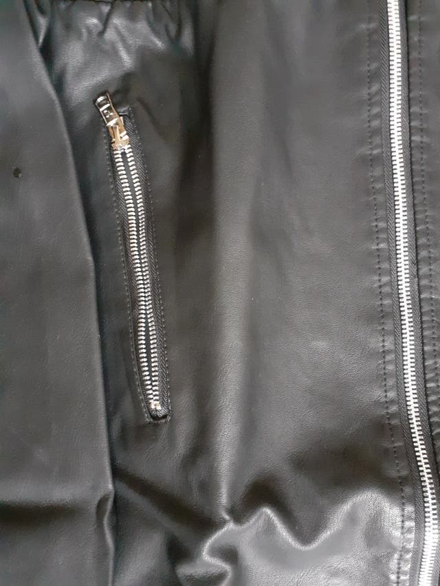 Sexy twisted soul leather jacket