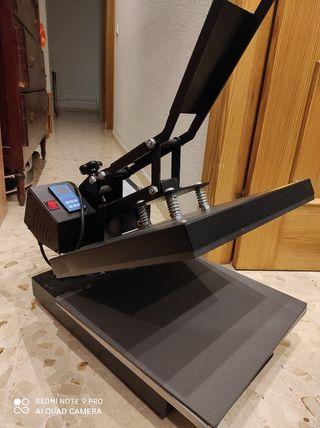 prensa térmica