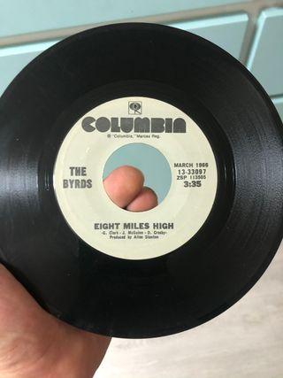 The byrds single original 1965/1966