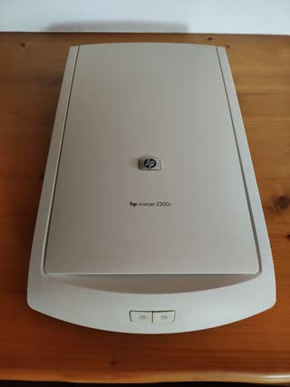 Escaner HP 2200c