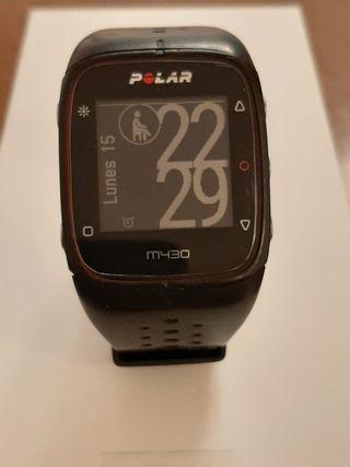 Polar M430 pulsometro Gps