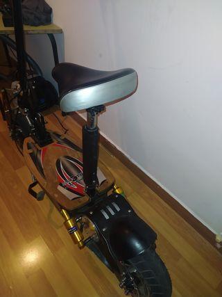 Patinete Electrico Ecoxtrem 2000W