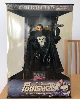 Punisher / Castigador
