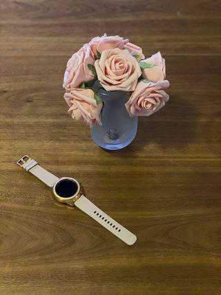 Reloj inteligente: Samsung watch