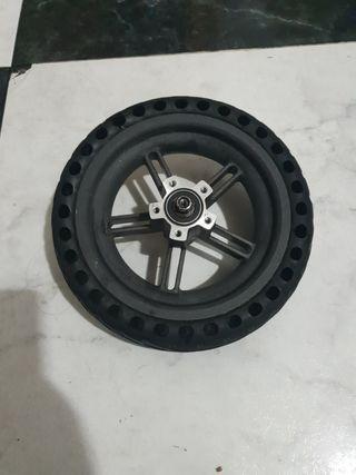 rueda trasera scooter xiomi 360