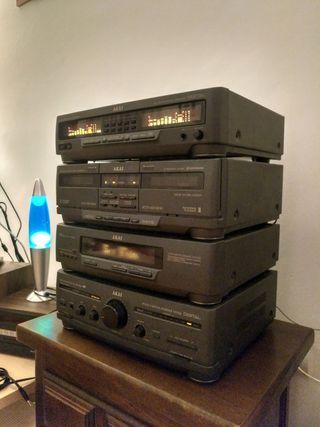 Amplificador HI-FI Akai AM-M830