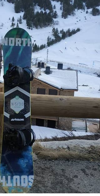 tabla snow airtrack