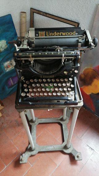 Màquina de escribir Underwood