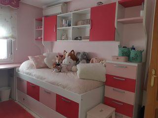 Habitación completa de niña