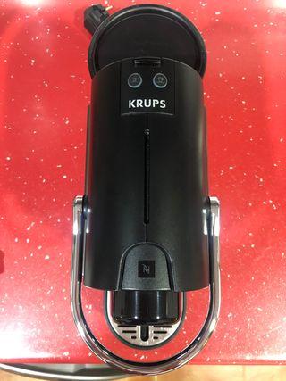 Cafetera cápsulas Nespresso Krups Pixie