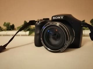 Camara Sony semireflex