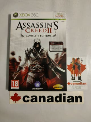 Assassins Creed II XBOX 360