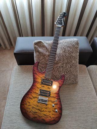 Guitarra electrica Washburn x series