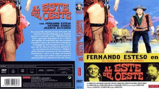 Al Este del Oeste OZORES ESTESO DVD MANGA