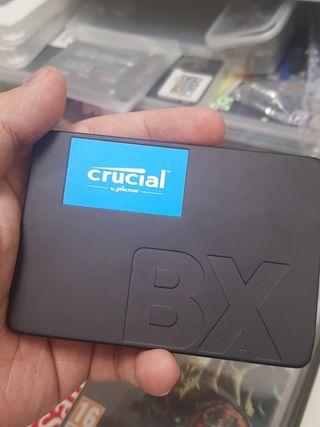 Crucial BX500 disco duro SSD