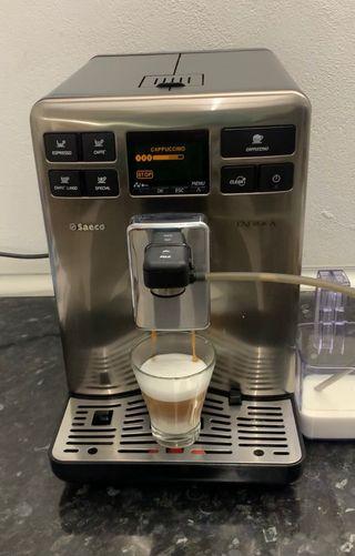 Cafetera Saeco energica