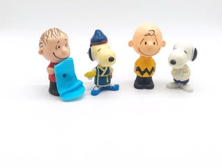 Snoopy Charlie Brown figuras