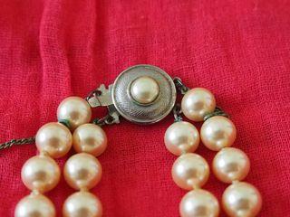 Collar doble Majorica de 60 cm con perlas 7mm