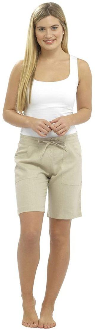 CityComfort Pantalones De Lino Mujer Verano R