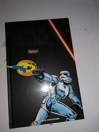 Clásicos Star Wars número 1.