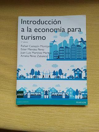 Libros de Introduccion a la economía para turismo