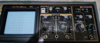 Osciloscopio hung chang 3502
