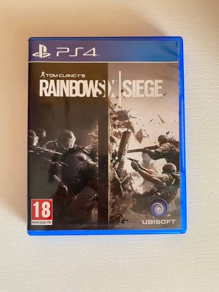 Raimbow Six PS4