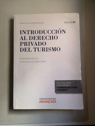 Libro Turismo UNED Derecho Mercantil