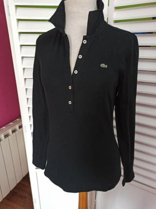 camisa Polo Lacoste mujer