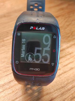 polar M430 reloj Pulsómetro