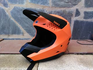Casco cross Shift Whit3