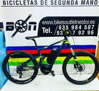 Bicicleta eléctrica Giant full-E+2
