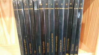 Coleccion Dvd-libro Cine de oro 14 películas