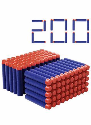 Balas Nerf 200