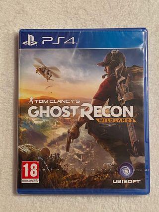 Ghost Recon Wildlands Precintado - NUEVO PS4 PS5