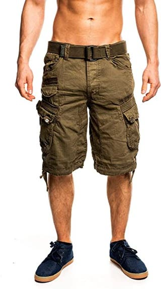 Geographical Norway Hombre Cargo Short People
