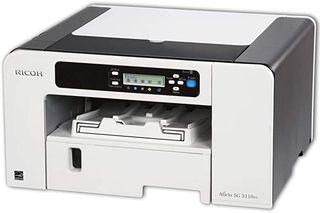 Impresora de sublimación RICOH Aficio SG3110DN