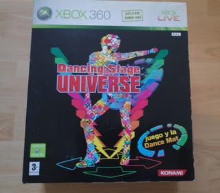 Dancing Stage Universo XBOX