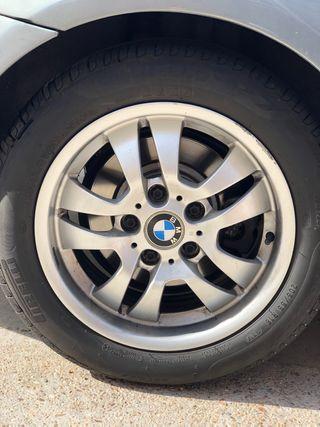"""Llantas Bmw 16"""" y ruedas Pirelli cinturato p7"""