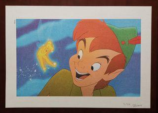 Lámina Peter Pan