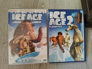 Película DVD Ice Age.