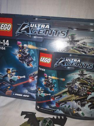 Lego 70164 Agentes